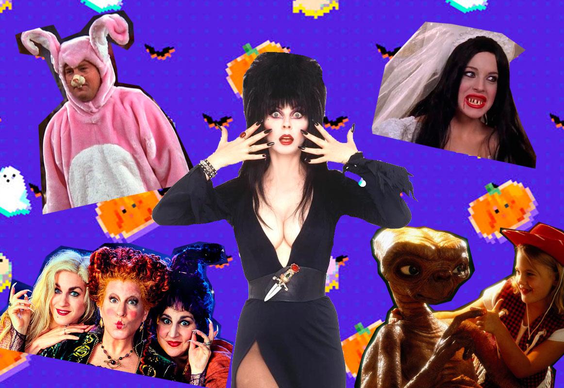 TOP10 fiestas de Halloween en cine y tele a las que queremos ir
